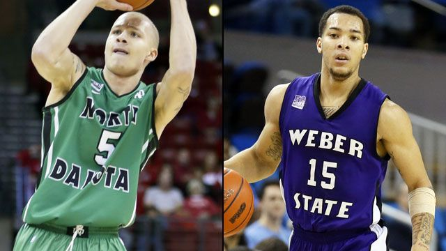 North Dakota vs. Weber State (Championship Game) (Big Sky Men's Championship)