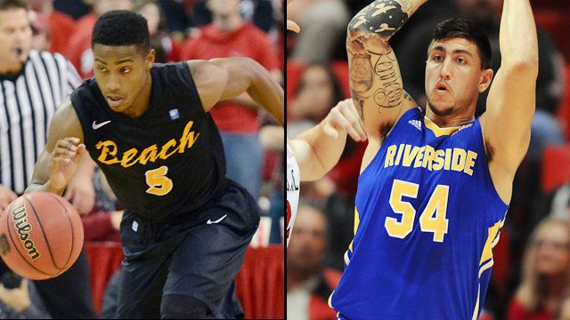 Long Beach State vs. UC Riverside (Exclusive)