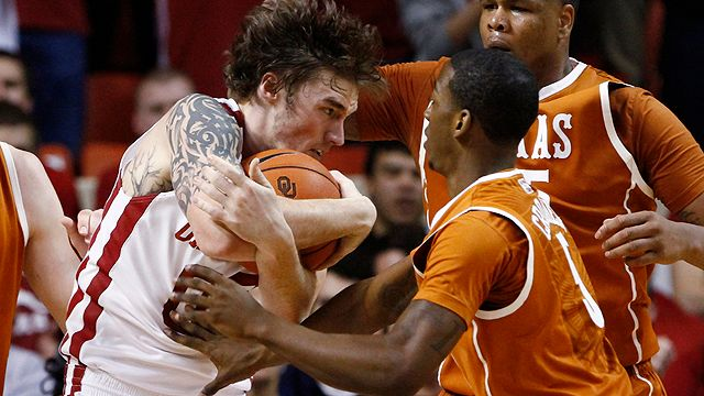 #24 Texas vs. Oklahoma
