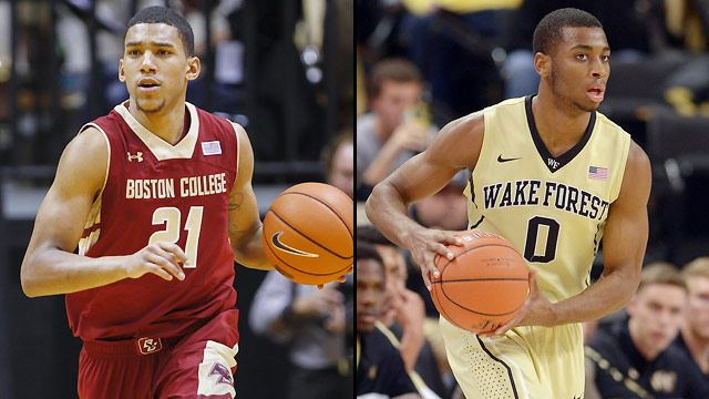 Boston College vs. Wake Forest