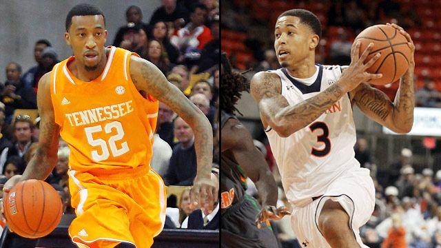 Tennessee vs. Auburn