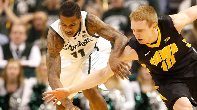 #24 Iowa vs. #22 Michigan State