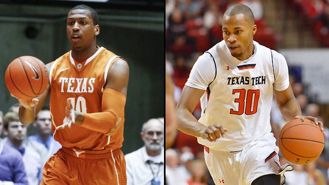 Texas vs. Texas Tech