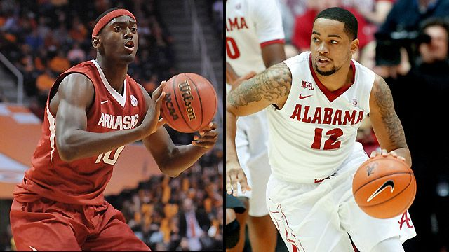 Arkansas vs. Alabama (Exclusive)