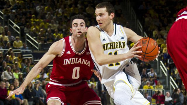 Indiana vs. #12 Michigan (re-air)