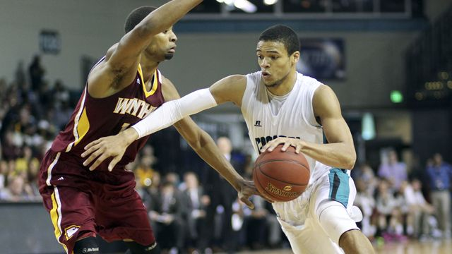 Winthrop vs. Coastal Carolina (Championship Game) (Big South Men's Championship) (re-air)