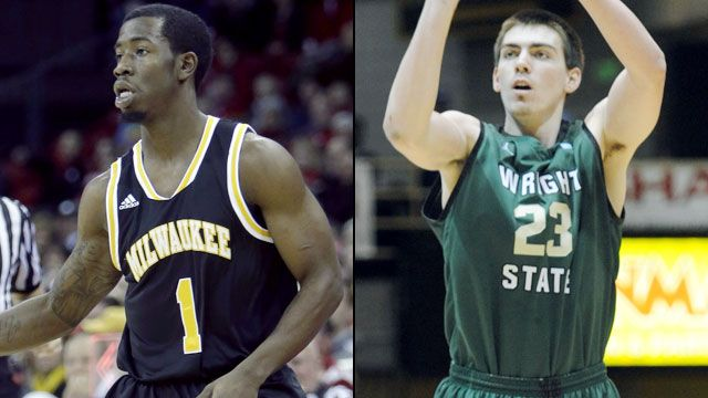 Milwaukee vs. Wright State (Championship Game) (Horizon League Men's Championship)