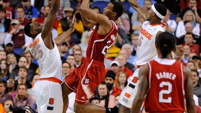 NC State vs. #11 Syracuse (Quarterfinal #3) (ACC Men's Tournament)