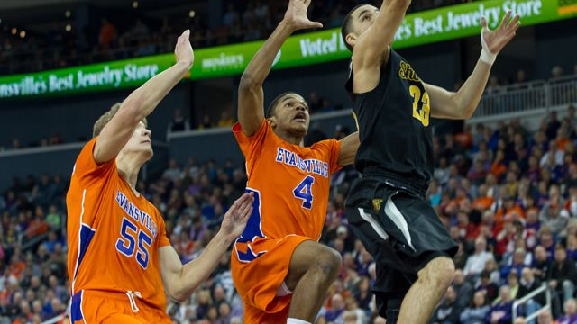 #4 Wichita State vs. Evansville