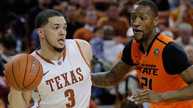 Oklahoma State vs. Texas - 2/11/2014