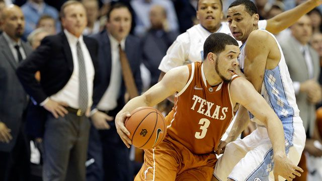 Texas vs. North Carolina  - 12/18/2013