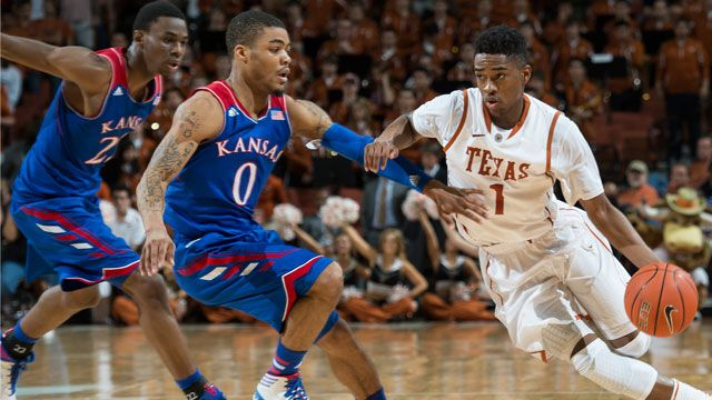 Kansas vs. Texas  - 2/1/2014