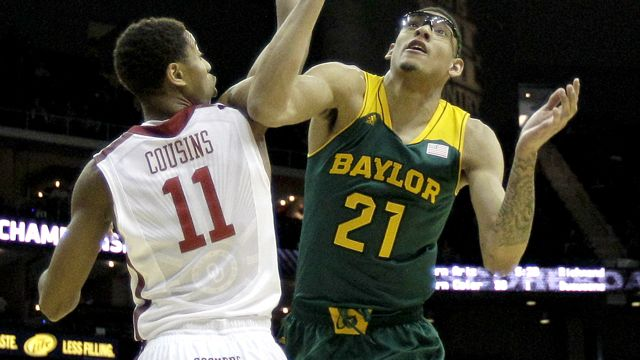 Baylor vs. #17 Oklahoma (Quarterfinal #3) (Big 12 Men's Championship)