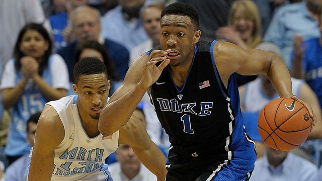 #5 Duke vs. North Carolina