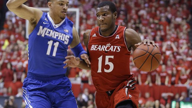 #20 Memphis vs. #15 Cincinnati (re-air)