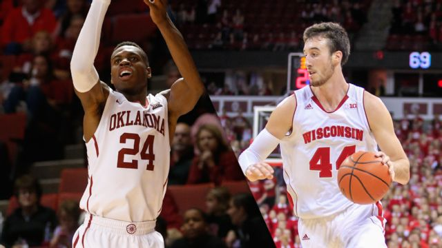 Oklahoma vs. #2 Wisconsin (Championship Game) (M Basketball)