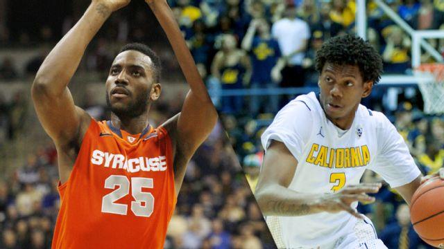 #23 Syracuse vs. California (Semifinal #2) (M Basketball)