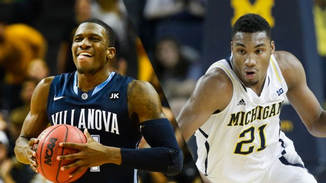 #12 Villanova vs. #19 Michigan (Championship Game) (M Basketball)