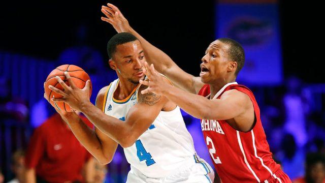 Oklahoma vs. #22 UCLA (Quarterfinal #2) (M Basketball)