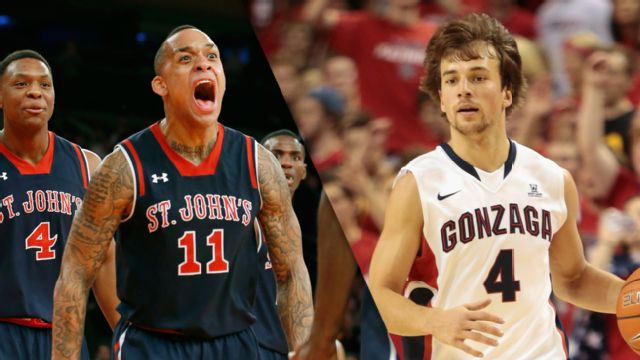 St. John's vs. #10 Gonzaga (Championship Game) (M Basketball)