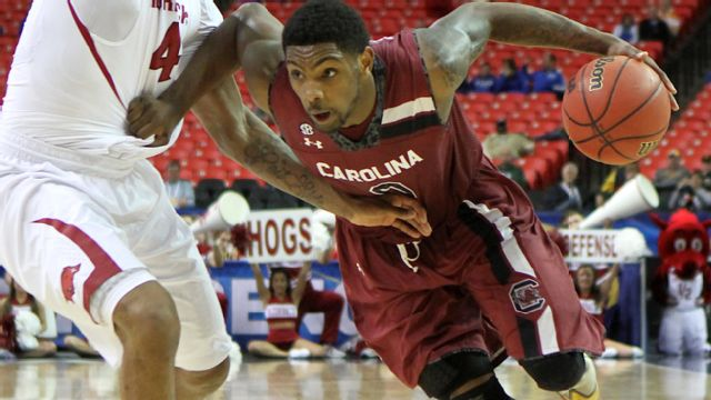 Akron vs. South Carolina (3rd Place Game) (M Basketball)