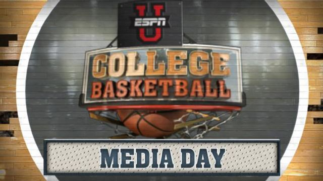 ESPNU College Basketball Media Days