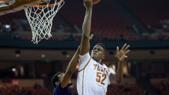 Saint Francis (PA) vs. #7 Texas (M Basketball)