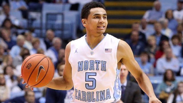 #24 North Carolina vs. UNC Greensboro (M Basketball)