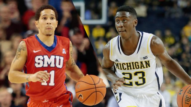 SMU vs. Michigan (M Basketball)