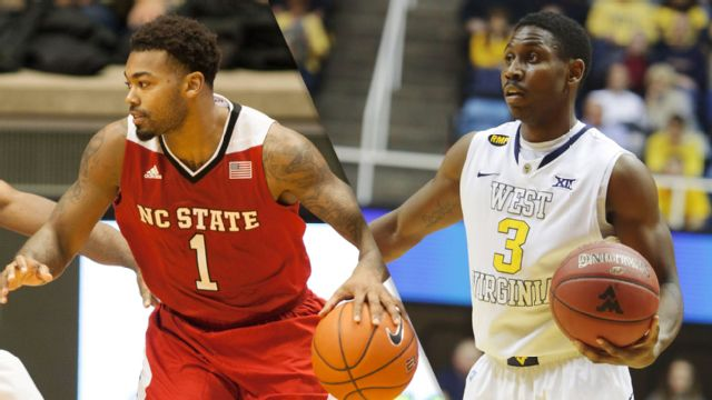 NC State vs. #22 West Virginia (M Basketball)
