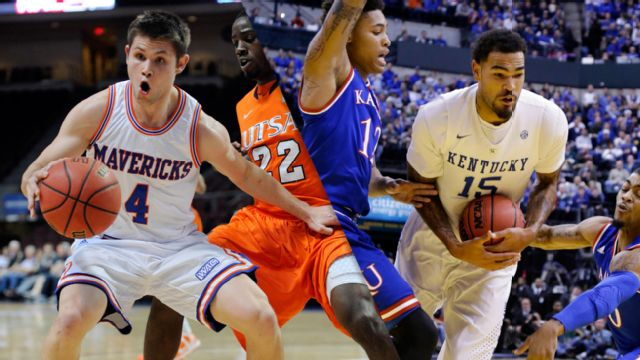 UT Arlington vs. #1 Kentucky (M Basketball)