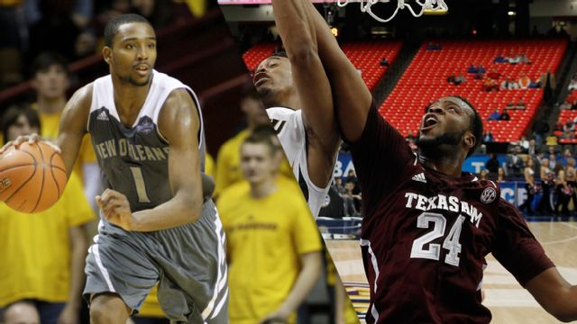 New Orleans vs. Texas A&M (M Basketball)