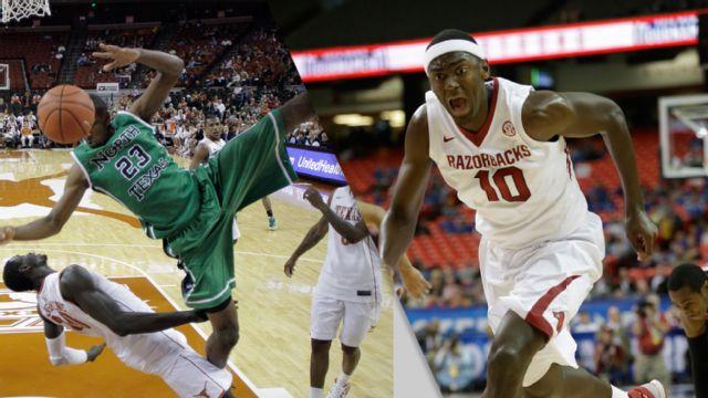 North Texas vs. #25 Arkansas (M Basketball)