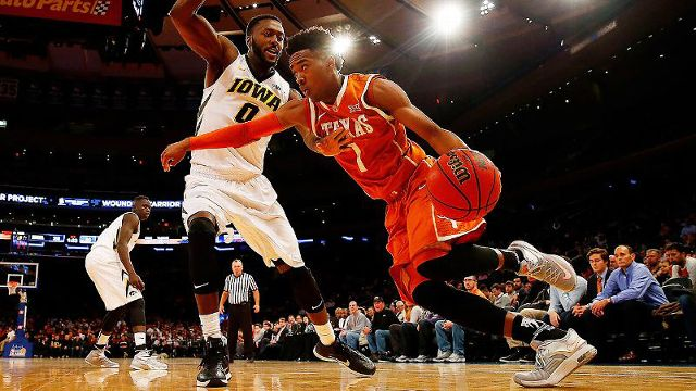 #10 Texas vs. Iowa (Semifinal #1) (M Basketball)