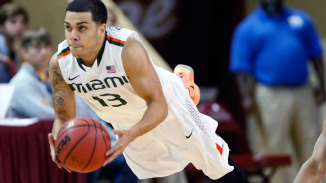 Miami vs. Charlotte (Championship Game) (M Basketball)