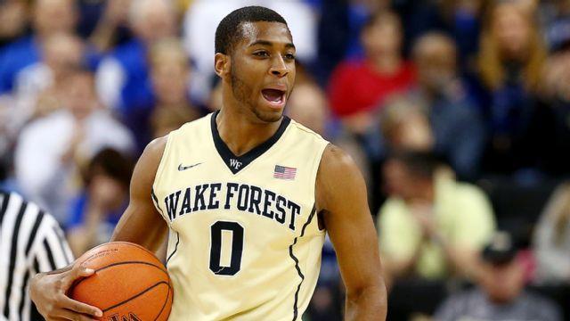 Nicholls State vs. Wake Forest (M Basketball)