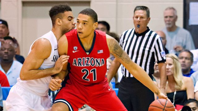 #3 Arizona vs. #15 San Diego State (Championship Game) (M Basketball)