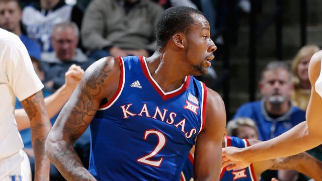 #11 Kansas vs. Rhode Island (Quarterfinal #2) (M Basketball)