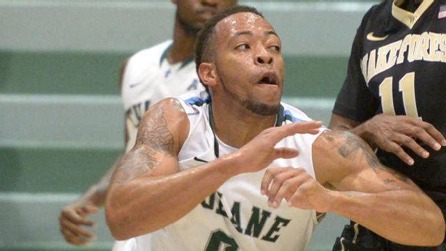 Southeastern Louisiana vs. Tulane (M Basketball)