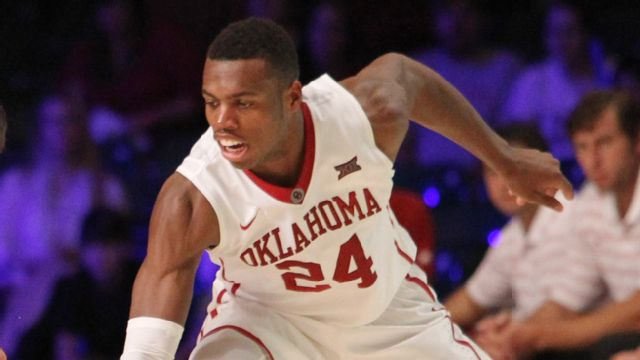 Oral Roberts vs. #15 Oklahoma (M Basketball)