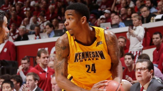 Chattanooga vs. Kennesaw State (M Basketball)