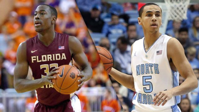 Florida State vs. #15 North Carolina (M Basketball)