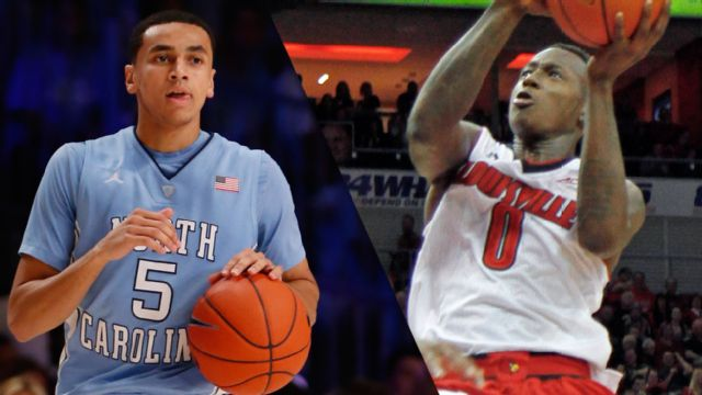#13 North Carolina vs. #10 Louisville (M Basketball)