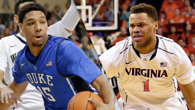 #4 Duke vs. #2 Virginia (M Basketball)
