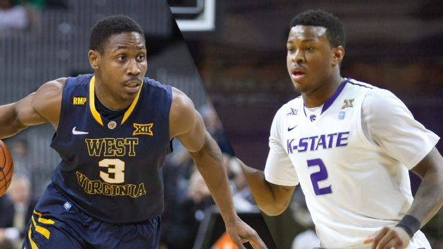 #17 West Virginia vs. Kansas State (M Basketball)