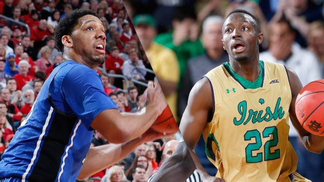#4 Duke vs. #8 Notre Dame (M Basketball)