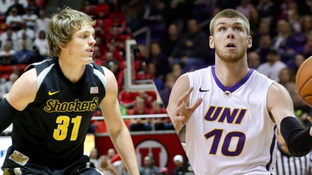 #12 Wichita State vs. #18 Northern Iowa (M Basketball)