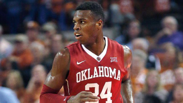 #24 Oklahoma vs. Oklahoma State (M Basketball)