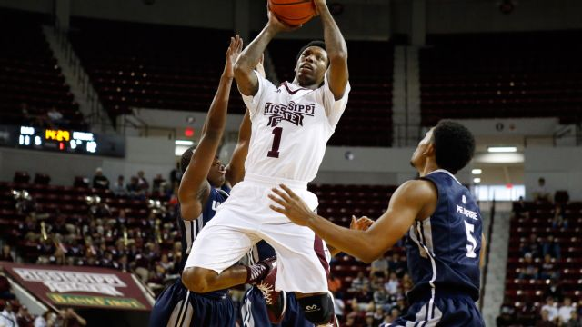 Arkansas State vs. Mississippi State - 12/17/2014 (re-air)