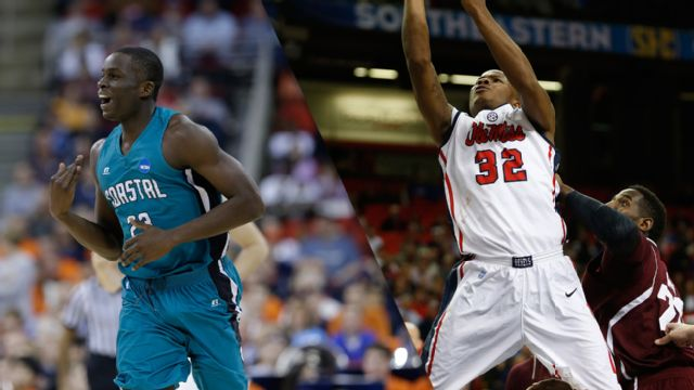 Coastal Carolina vs. Ole Miss (M Basketball)